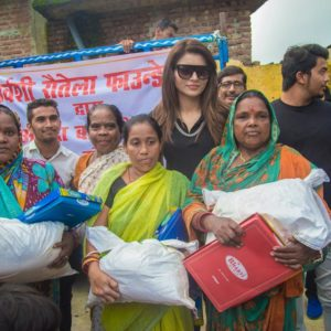 Urvashi Rautela Foundation