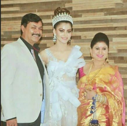 Urvashi Rautela Miss Universe India