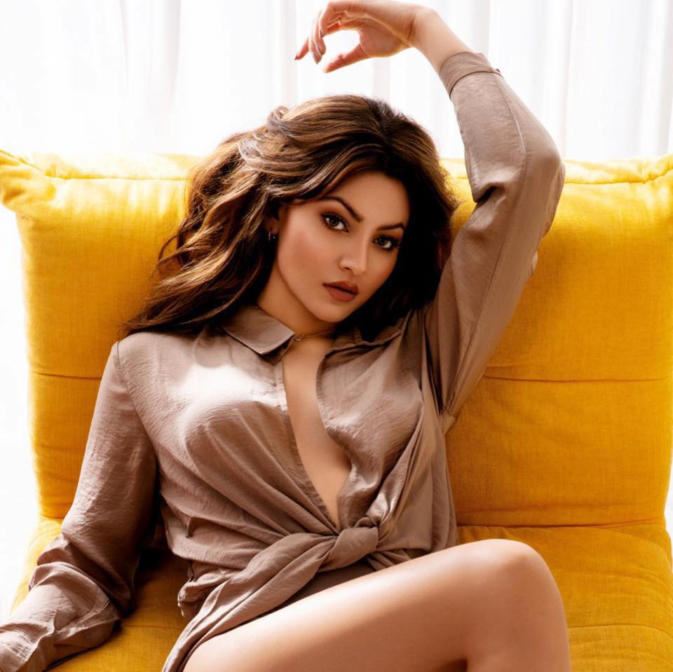 Urvashi Rautela biography