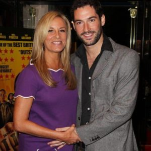 tom ellis with Tamzin