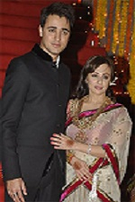 Avantika Malik with Imran Khan