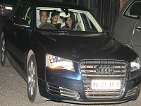 deepika with her car