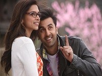 deepika with ranbir