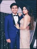 jhanvi & akshat
