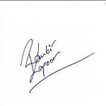 ranbir kapoor signature