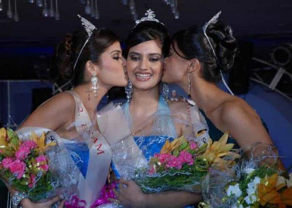 Nusrat Jahan Fair One Miss Kolkata 2010