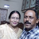 Kiran Dutta Father and Mother