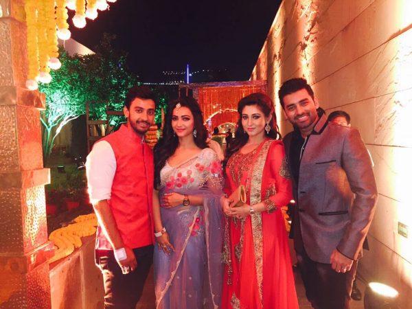 Oindrila, Ankush, Bonny and Koushani