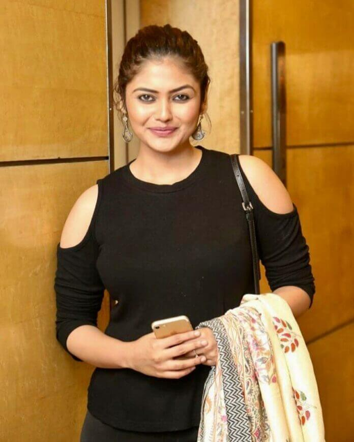 Saayoni Ghosh Biography