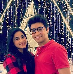Ridhima and Gourav