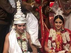 Ridhima and Gourav Marriage