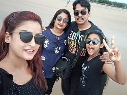 debadrita family