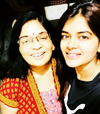 madhumita mother