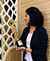 ditipriya's tele Academy Award