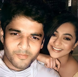 Anamika with Uday