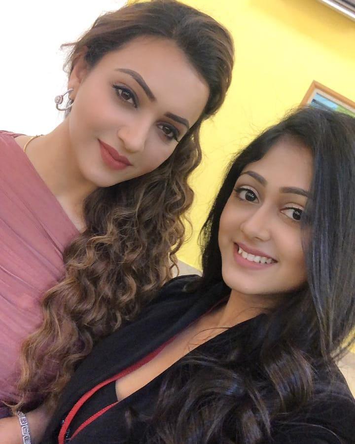 Sushmita With Koushani